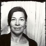 schwarzweißfoto von Gerlinde